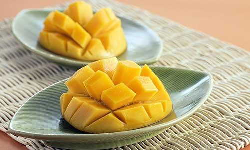 Desserts asiatiques eaunes