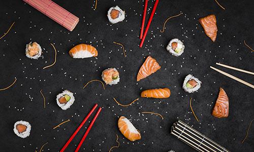Sushi Eaunes