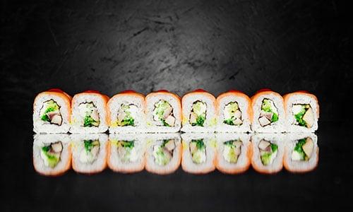 Sushi Maki Thai Eaunes