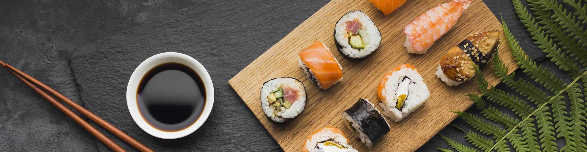 Sushi a Eaunes