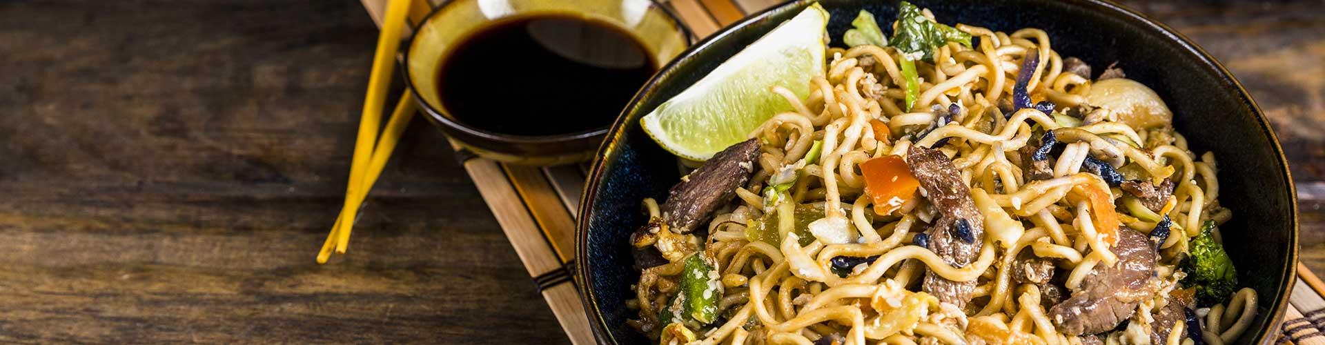 wok eaunes