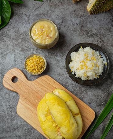 Dessert asie maki thai